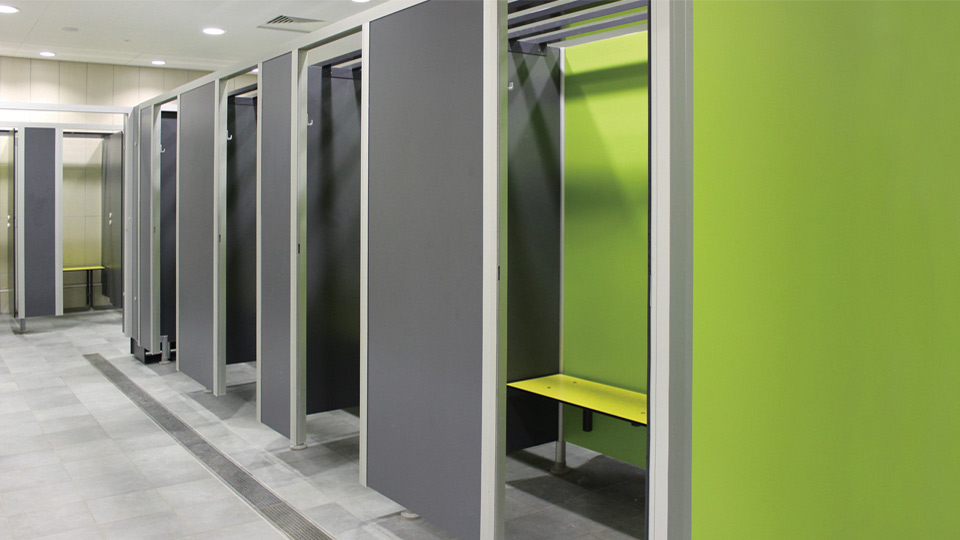 Conform Cubicles - Framed Cubicles