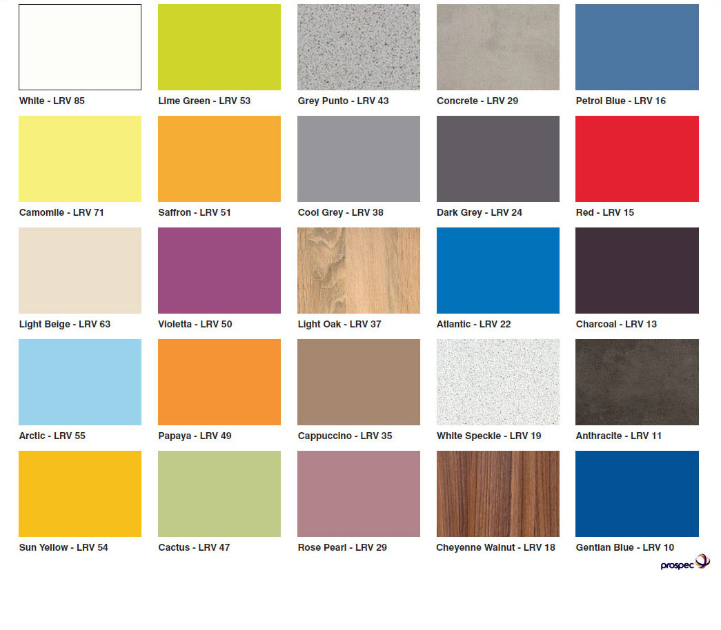 Anthracite color chart 28 images anthracite color for Lrv paint color chart