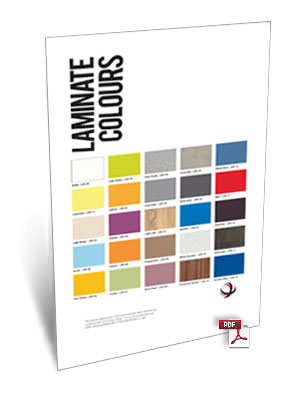 Laminate Color Chart