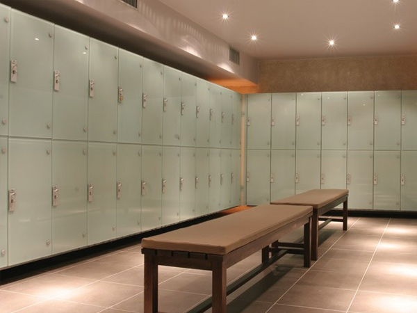 Marathon Glass Lockers November 2012